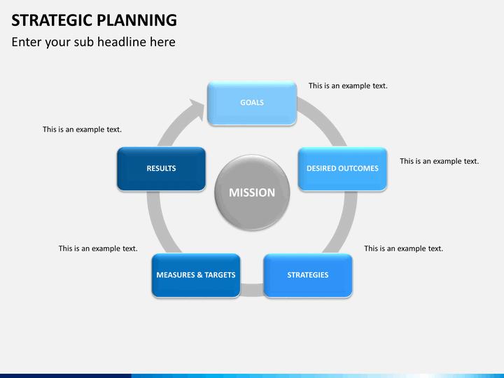 strategic planning powerpoint template | sketchbubble, Presentation templates