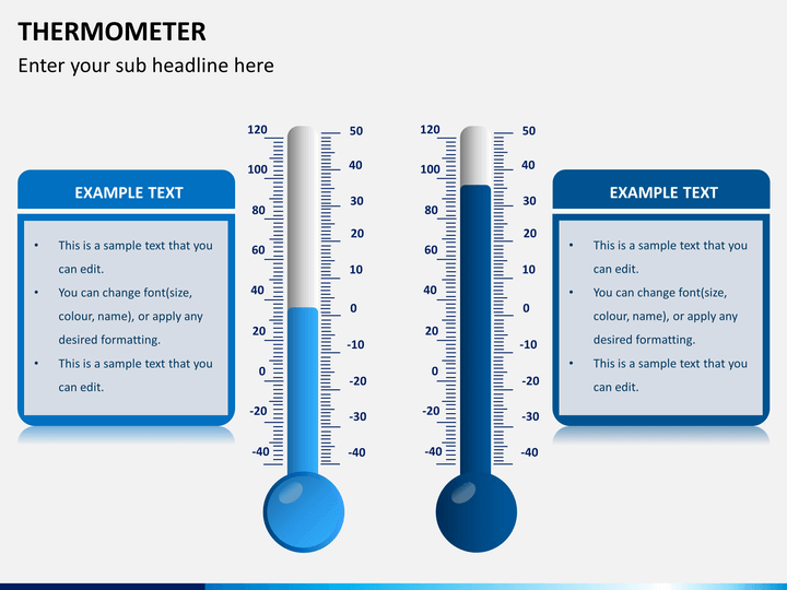 Best Powerpoint Thermometer Template Photos Thermometer Template
