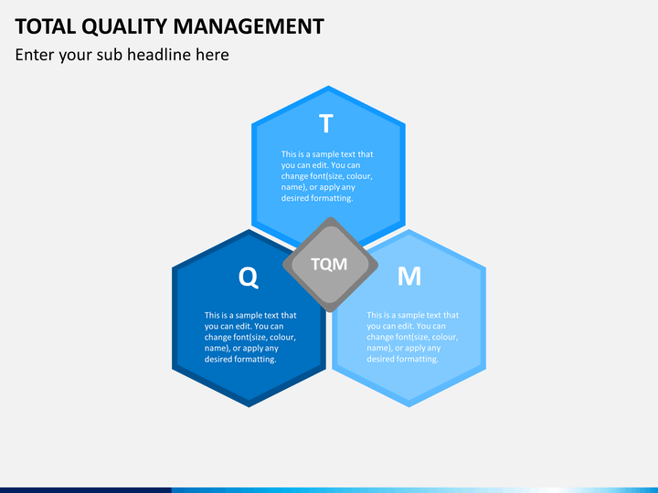 quality management 10 Quality is a perceptual, conditional and somewhat subjective attribute and may be understood differently by different people consumers may focus on the specification.