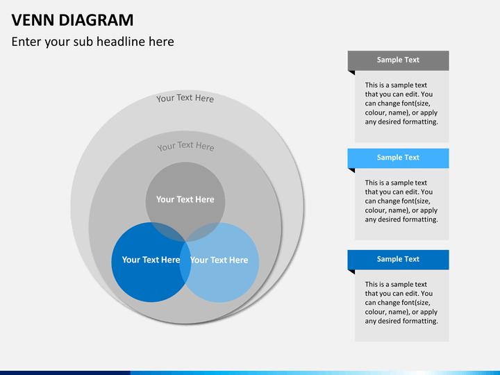 Venn diagram powerpoint template sketchbubble venn diagram ppt slide 5 ccuart Gallery