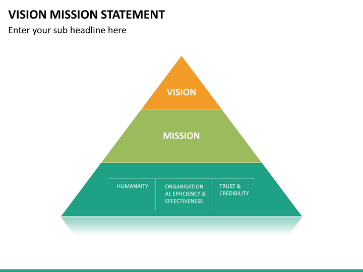 vision mission statement powerpoint template