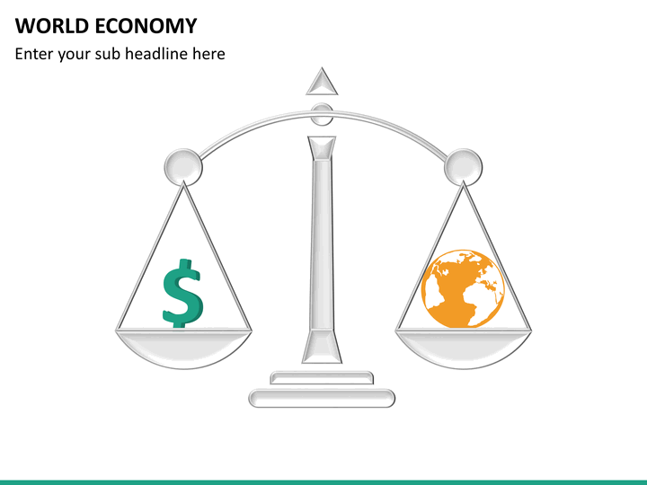 world economy powerpoint template