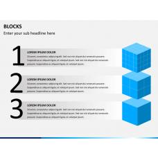 Blocks PPT slide 1