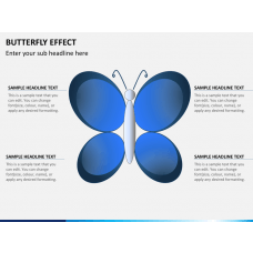 Butterfly effect PPT slide 1