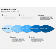 Cause and effect bundle PPT slide 2