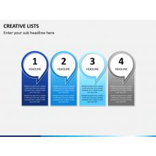 Lists and options bundle PPT slide 3
