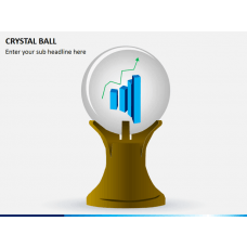 Crystal ball PPT slide 1