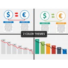 Financial crisis PPT cover slide
