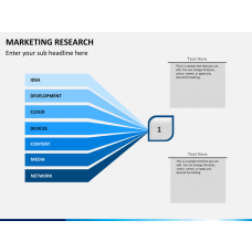 Marketing research PPT slide 1