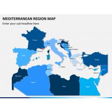 Mediterranean map slide 1