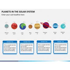 Planets in solar system PPT slide 1