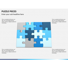 Puzzle Pieces Diagram