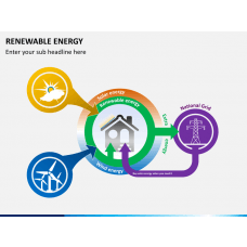 Renewable energy PPT slide 1