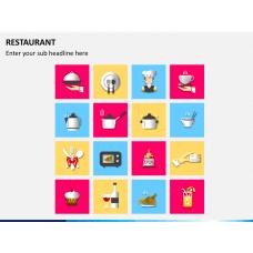 Restaurant PPT slide 1