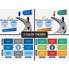 Talent management PPT cover slide
