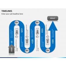 Timeline PPT slide 2