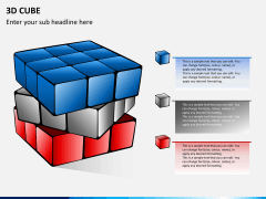Cubes bundle PPT slide 4
