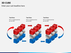 Cubes bundle PPT slide 7