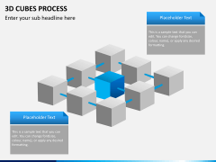 Cubes bundle PPT slide 19