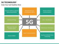 5G Technology PPT slide 23