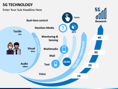 5G Technology PPT slide 10