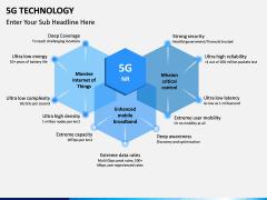 5G Technology PPT slide 5