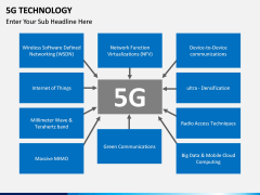 5G Technology PPT slide 6