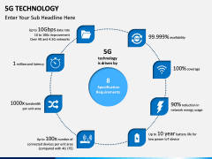 5G Technology PPT slide 9