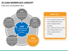 5S learn workplace concept PPT slide 16