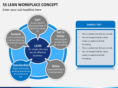 5S learn workplace concept PPT slide 8