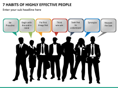 7 Habits of Stephen Covey PPT Slide 9