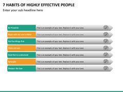 7 Habits of Stephen Covey PPT Slide 16
