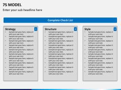 7S model PPT slide 5
