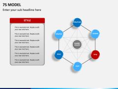 7S model PPT slide 8