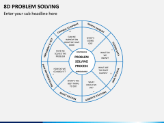 8D problem solving PPT slide 8