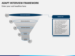 Adapt interview PPT slide 2