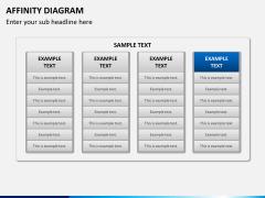 Affinity diagram PPT slide 2