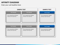 Affinity diagram PPT slide 3
