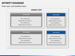 Affinity diagram PPT slide 8