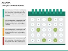 Agenda PPT slide 17