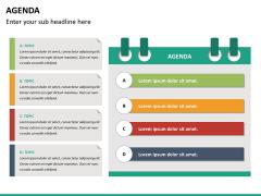 Agenda PPT slide 21