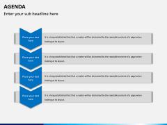Agenda PPT slide 7