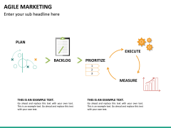 Agile marketing PPT slide 12