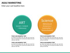 Agile marketing PPT slide 13