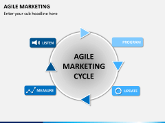 Agile marketing PPT slide 9
