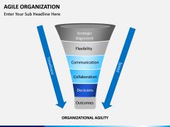 Agile Organization PPT slide 5