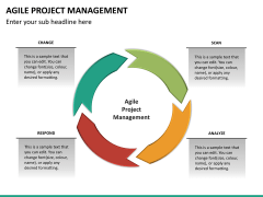 Agile project management PPT slide 18