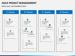 Agile project management PPT slide 9