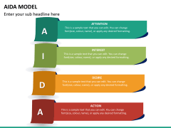 AIDA model PPT slide 18