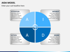 AIDA model PPT slide 1
